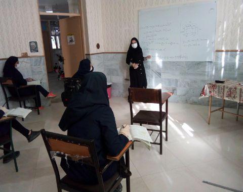 برگزاری کلاس های رفع اشکال حضوری