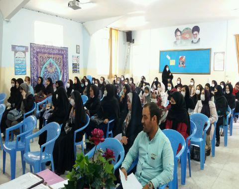 برگزاری جلسه ی تعامل با اولیا و دانش آموزان پایه یازدهم و ارائه بیلان خرداد1399